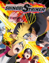 Naruto to Boruto: Shinobi Striker cover