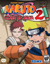 Naruto: Clash of Ninja 2 cover