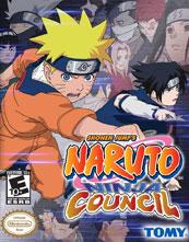 Naruto: Ninja Council cover