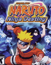Naruto: Ninja Destiny cover