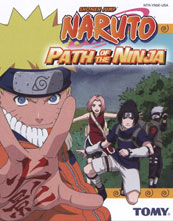 Naruto: Path of the Ninja cover