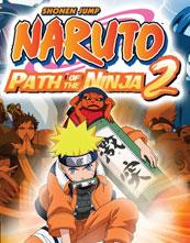Naruto: Path of the Ninja 2 cover