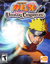Naruto: Uzumaki Chronicles cover