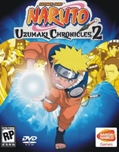 Naruto: Uzumaki Chronicles 2 cover