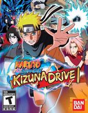 Naruto Shippūden: Kizuna Drive cover