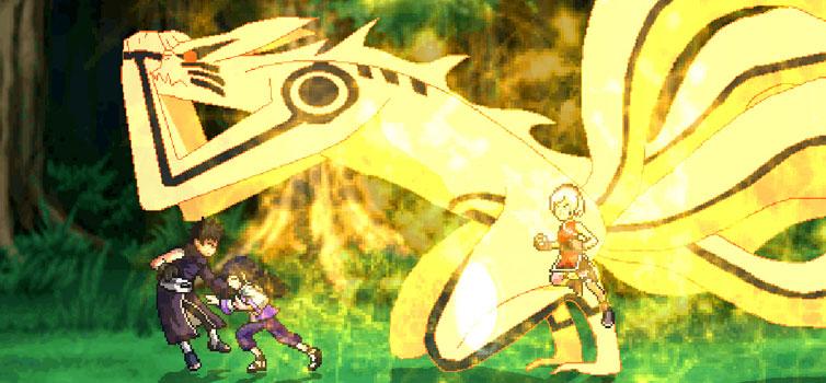 Naruto Shippuden Ninja Generations Mugen Download Narutogames Co