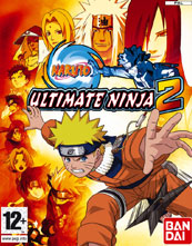 Naruto: Ultimate Ninja 2 cover