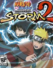 Naruto Shippūden: Ultimate Ninja Storm 2 cover