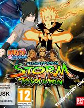 Naruto Shippūden: Ultimate Ninja Storm Revolution cover