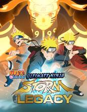 Naruto Shippūden: Ultimate Ninja Storm Legacy cover