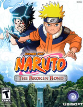 Naruto: The Broken Bond cover