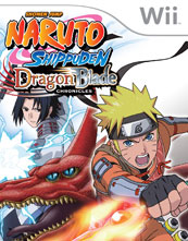 Naruto Shippūden: Dragon Blade Chronicles cover