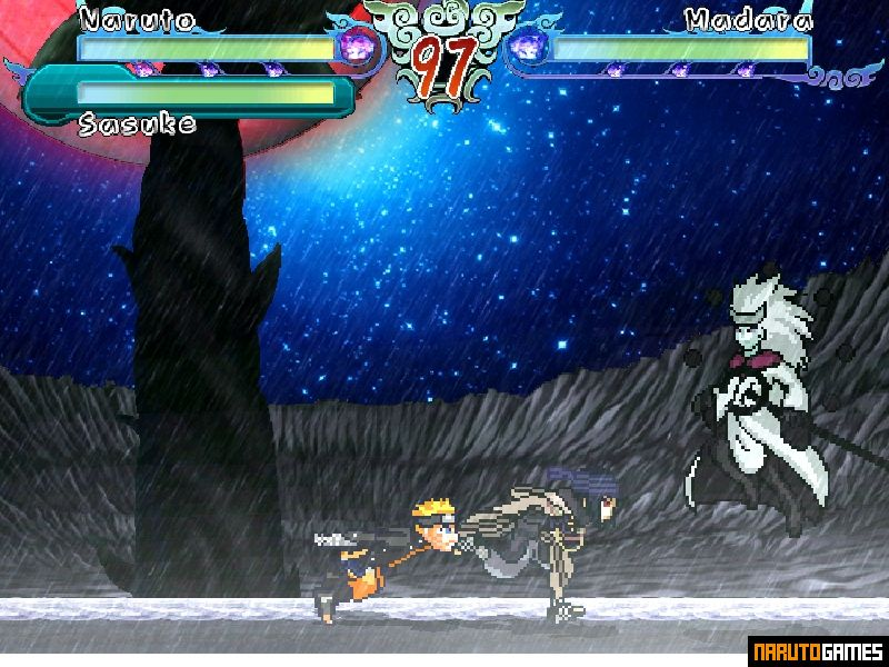 Naruto Storm Mugen 5 - Download - NarutoGames co
