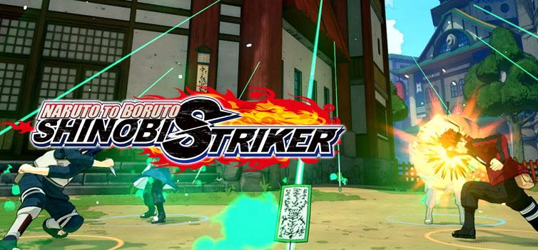 Naruto to Boruto: Shinobi Striker Combat Battle trailer