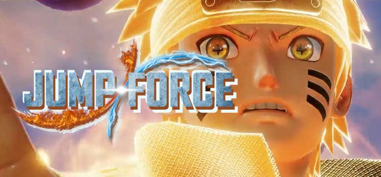 Jump Force launches in February 2019