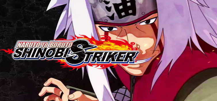 Naruto to Boruto: Shinobi Striker Jiraiya trailer