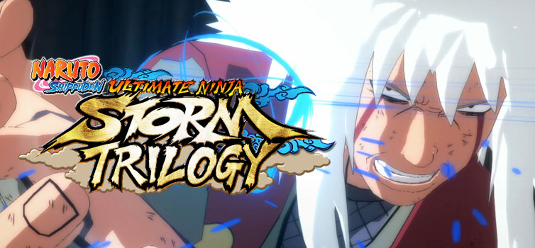 Naruto Shippuden: Ultimate Ninja Storm Trilogy for Switch coming to Japan on April
