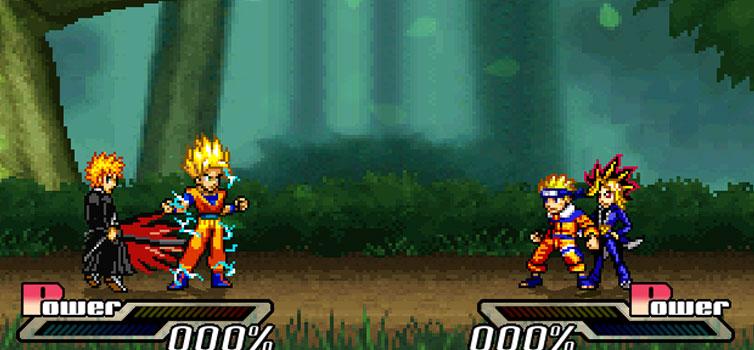 Jump Stars Ultimate Battle