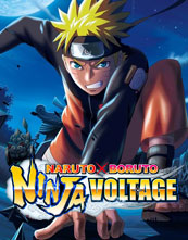 Naruto x Boruto: Ninja Voltage cover