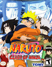 Naruto: Clash of Ninja cover