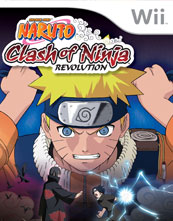 Naruto: Clash of Ninja Revolution cover
