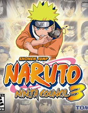 Naruto: Ninja Council 3 cover