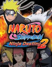 Naruto Shippūden: Ninja Destiny 2 cover