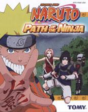 Naruto: Path of the Ninja cover