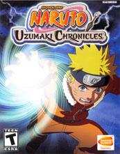 Naruto: Uzumaki Chronicles cover
