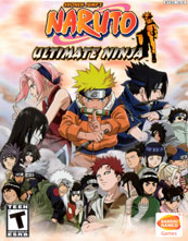 Naruto: Ultimate Ninja cover