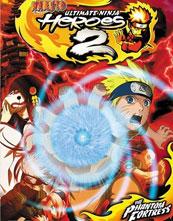 Naruto: Ultimate Ninja Heroes 2: The Phantom Fortress cover