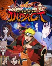 Naruto Shippūden: Ultimate Ninja Impact cover