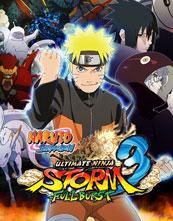 Naruto Shippūden: Ultimate Ninja Storm 3 Full Burst cover