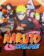 Naruto Online cover
