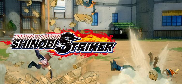 Naruto to Boruto: Shinobi Striker Base Battle trailer