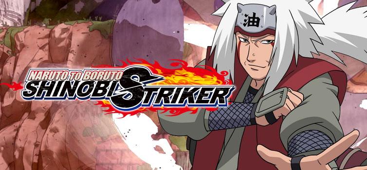 Naruto to Boruto: Shinobi Striker Jiraiya announced as a DLC character
