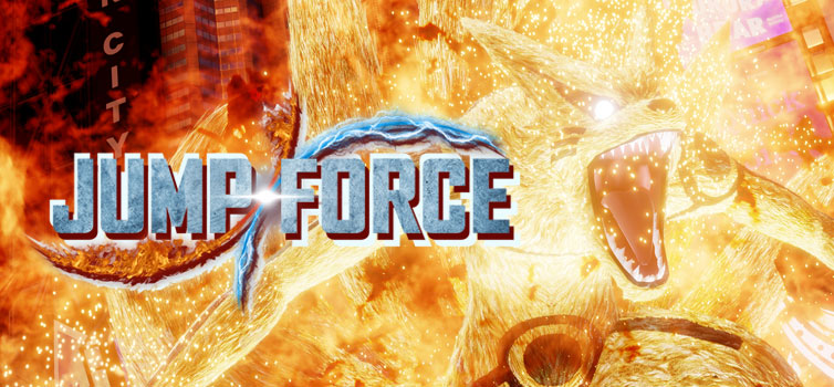 Jump Force PS4 and Xbox One closed beta in October
