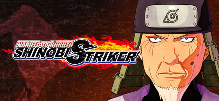 Naruto to Boruto: Shinobi Striker Hiruzen Sarutobi trailer