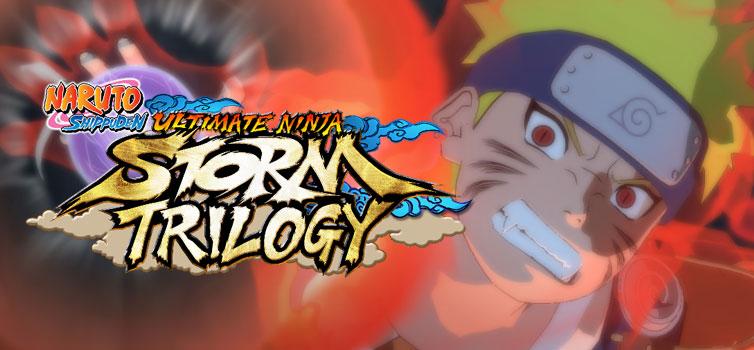 Naruto Shippuden: Ultimate Ninja Storm Trilogy coming to Nintendo Switch