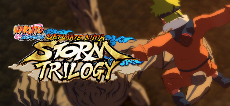 Naruto Shippuden: Ultimate Ninja Storm Trilogy for Switch first official trailer